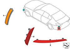 Genuine BMW M5 F90 Sedan Rear reflector Rear Left 63147857005