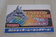 1996 NAMCO GALLOP RACER POP PROMO DISPLAY