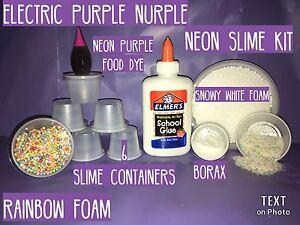 SLIME KIT Elmer's Glue Slime Kit New