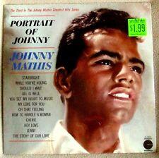 Johnny Mathis Portrait of Johnny 1970's Reprise # LE 10003 SIXTIES POP Sealed LP