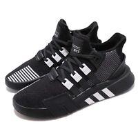 adidas Originals EQT Bask ADV Black White Men Running Casual Shoe Sneaker BD7773