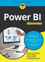 Power Bi Fur Dummies, Paperback by Eitelberg, Tillmann; Engels, Oliver; Geisl...