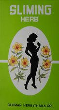 Slimming German Herb Sliming Tea Bags - Fast Working - Lose Weight  DETOX TEA