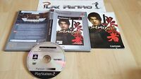 PLAY STATION 2 PS2 ONIMUSHA WARLORDS PLATINUM COMPLETO PAL ESPAÑA