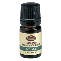 RELAX 5ml Pure Essential Oil Blend BUY 3 GET1 by Fabulous Frannie