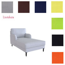 Custom Made Cover Fits IKEA Stocksund Chaise, Replace Chaise Lounge Cover