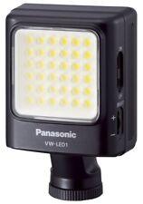 NEW Panasonic LED Video Light VW-LED1-K Japan Import With Tracking With Tracking