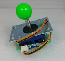 Japan Seimitsu Green Joystick With 5 Pin Hanress Arcade Parts LS-32-10