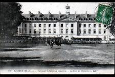 SAUMUR Cavalerie (49) MILITAIRES au CARROUSEL / Saut d'obstacle en 1912
