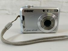 Sony Cyber-shot DSC-S650 7.2MP Digital Camera Only