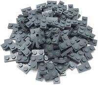 Lego 100 New Dark Bluish Grey 2 x 2 Corner Plates Pieces Parts