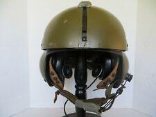 Vietnam War era U.S. Army Helicopter Pilot Gentex Sph-4 Helmet 1969 Xl