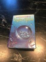 1993 Daughter Elysium Joan Slonczewski 1st Ed Book Rare Signed Sci Fi HC DJ SF