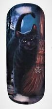 Brush with Magick Cat Spectacle Glasses Sunglasses Reading Spec Case Lisa Parker