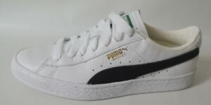 NEU Puma Basket Classic Größe 37,5 Leder Sneaker Schuhe 351912-03