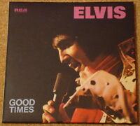 CD Album Elvis Presley - Good Times (Mini LP Style Card Case) NEW