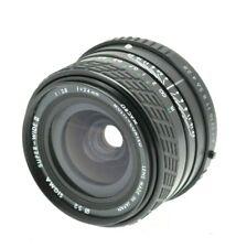 Sigma 24mm f/2.8 Super amplia 1:4 Macro una lente Pentax II KA/K7/PKA/K-1 Marco Completo
