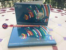 2 Euro CC Coincard BE Portugal 2007 Belle Epreuve - Présidence de l'UE