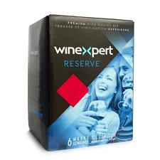 Winexpert Reserve Home Brew 30 Bottle Wine Making Kits Red White Rose FULL RANGE