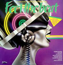 Feel The Beat-2xLP-1991 Concept-CC0049-Dazz Band-Erasure-Blow Monkeys-Five Star