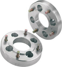 "Moose Utility Aluminum Wheel Spacers 1"" Offset Bolt Pattern 4/110 10mm Stud"