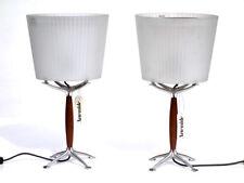 """Orione"" Rodolfo Dordoni by Artemide 1992 Italian Design Pair of Table Lamps"