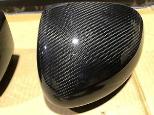McLaren 650s 570s MP4-12C LH Left Carbon Fiber Door Mirror Housing Used Original