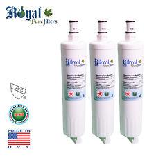 Replacement Whirlpool 4396508 4396510 Refrigerator Water Filter RPF-4396508 3PcK