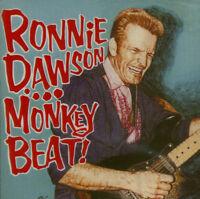 RONNIE DAWSON - Monkey Beat CD - NEW - sealed - Rockabilly - Rock 'n' Roll