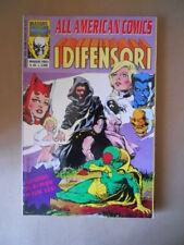 ALL American Comics #44 1993  X-MEN Jim Lee Comic Art  [G967]
