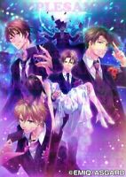 PSVita LOVE: QUIZ‾Final Answer of Koisuru Otome - Luxury Edition - PS Vita Japan