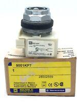 SQUARE D 9001KP7 Pilot Light Series H 1024 Lamp 755 NO Lens Cap 240V