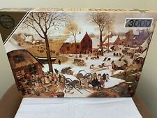 Falcon Jigsaw Puzzle 3000 Payment Of Taxes At Bethlehem