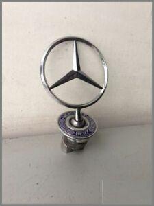 MB W124 W140 W202 W203 W208 W210 W220 Mercedesstern Stern Haube Motorhaube