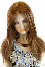 Zara Fs27 Blonde Long Lace Front Jon RENAU Straight Wigs