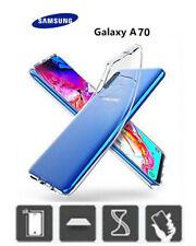 COVER CUSTODIA  TRASPARENTE TPU SILICONE PER Samsung Galaxy A70