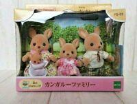 Sylvanian Families Kangaroo family  [FS-03] Japan EPOCH Calico Critters ✈✈
