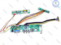 (HDMI+AV+VGA)Controller Board Converter Diy Kit-Turn LCD/LED Screen into Monitor