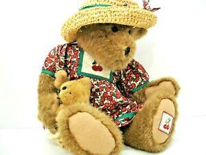 Boyd's Bear, Retired,  Miranda Cherrybeary & Bing, Plush, Jointed