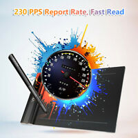 "VEIKK S640 Digital Art Graphic Drawing Tablet 6x4"" USB 8192 Levels Pen 5080 LPI"