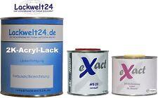 2K-Auto-Lack, VW/Audi (L90E) Alpinweiss, 1 Liter-Set, glänzend, #LW16