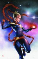 Marvel Infinity Countdown 1 Adi Granov Virgin Variant Cover Captain Marvel *NM*