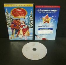 Beauty and the Beast: An Enchanted Christmas (DVD, 2011, Special Edition)