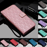For LG Stylo4 Q8 V40 G7 ThinQ Magnetic Flip Stand Card Wallet Leather Case Cover
