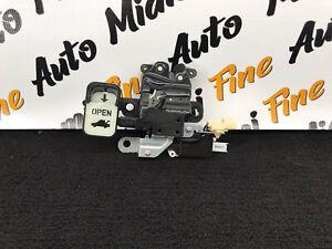 2016-2019 MIATA MAZDA MX5 ND TRUNK LATCH  ACTUATOR OEM