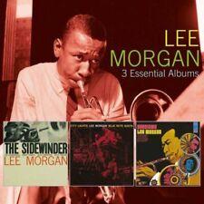 LEE MORGAN 3 Essential Albums 3CD NEW The Sidewinder/City Lights/Charisma