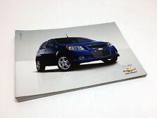 2010 Chevrolet Aveo Brochure
