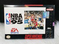 Super Nintendo NBA Live 95