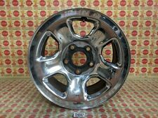 "02-12 2002-2012 DODGE RAM 1500 STEEL CHROME CLAD WHEEL RIM 17"" 17X8 52113265AB"