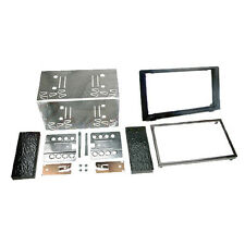 DFPK-32-03 Car CD Stereo Double Din Fascia Panel Cage Kit For SAAB 9-3 2006>